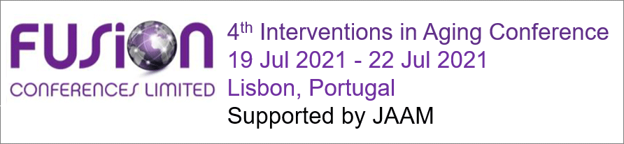 4th Interventions in Aging Conference