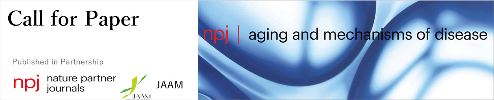 npj Call for Papers